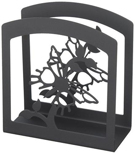 Village Wrought Iron NH-38 Butterfly Napkin Holder