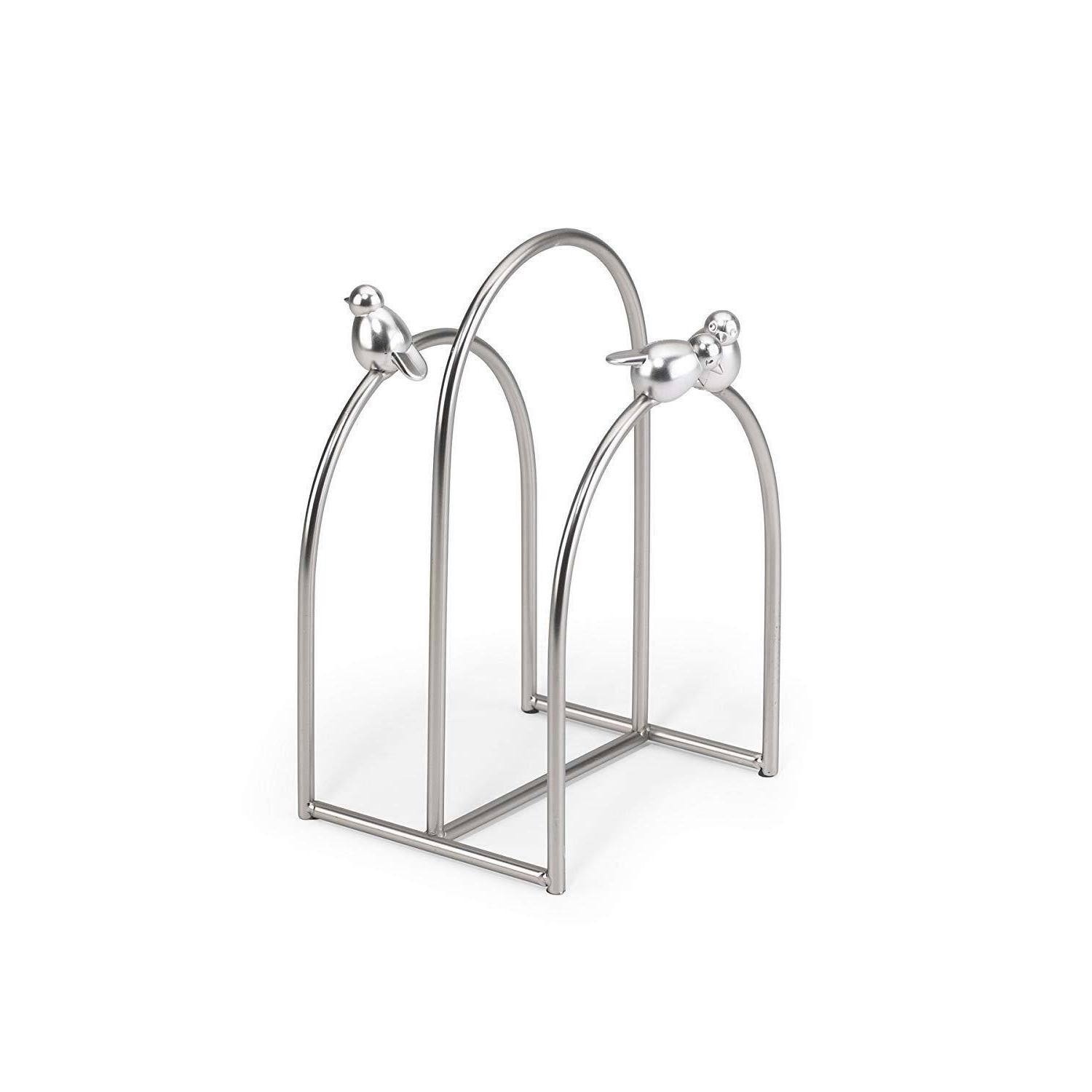 NWT 330004-410 Chirp Metal Holder, by 4-3/4 by 4-3/4-Inch
