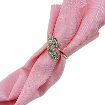 Handmade Serviette Buckle Wedding Dinner