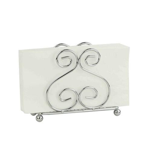 scroll collection chrome dining room kitchen wire