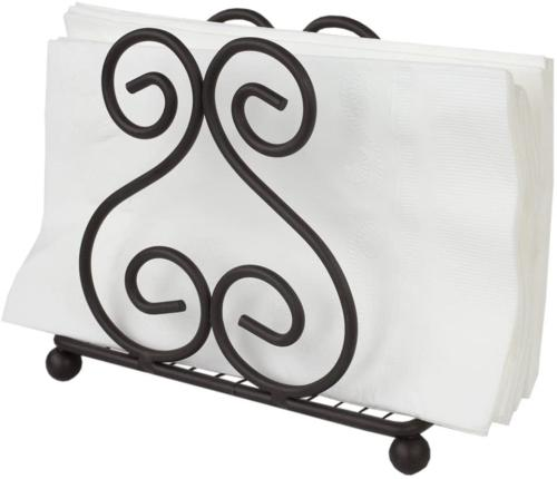scroll collection napkin holder