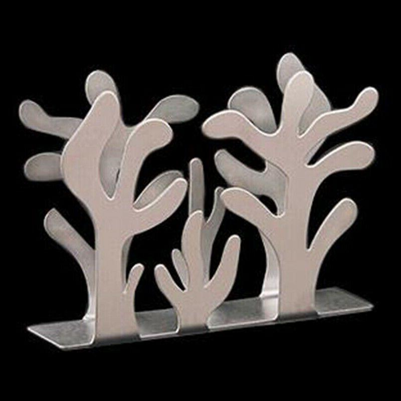 Stainless Steel Paper Holder Cutout