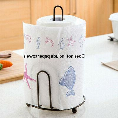 Kitchen Dispenser Napkin Iron Paper