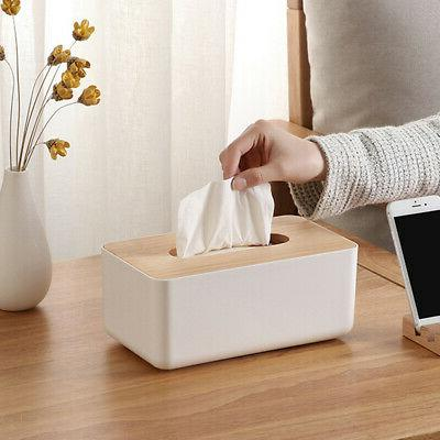 Tissue Box Cover Container Office