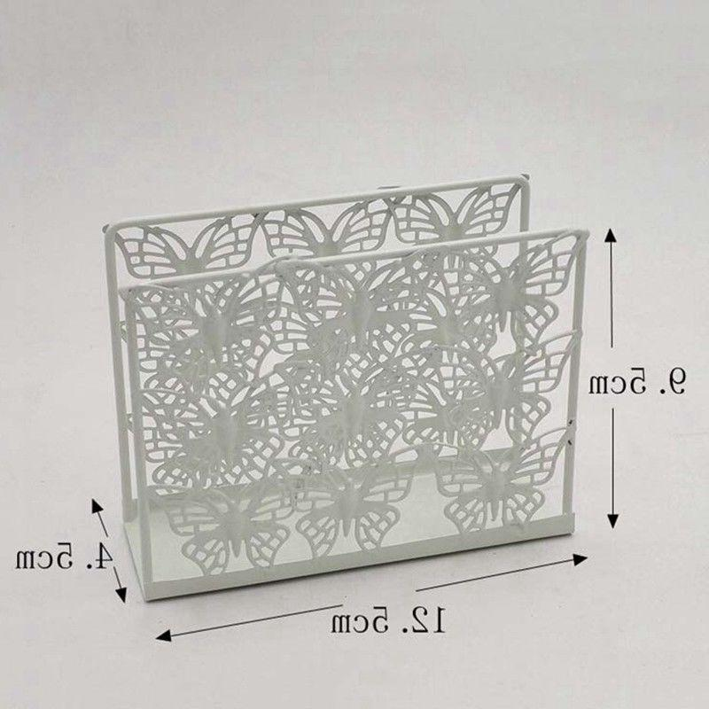 US Metal Holder Dispenser Party Dining Table Decor