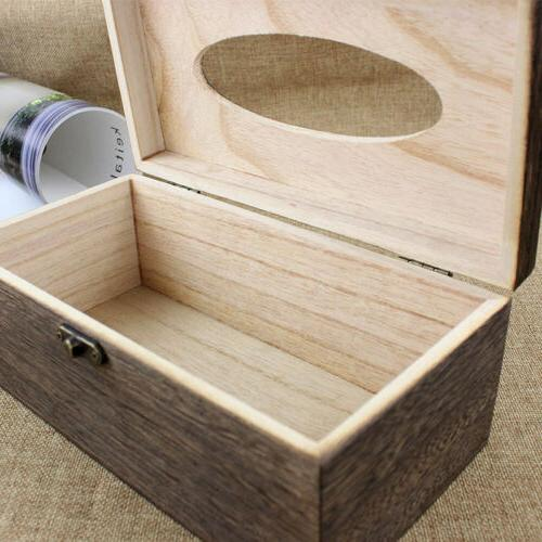 Useful Retro Box Cover Holder Home Decor