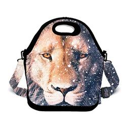 Insulated Lunch Bag Lunch Pack for Adults/Girls/Boys/Kids, C