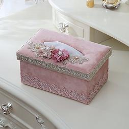 MDRW-Household Cloth Art Paper Towel Box Living Room Drawing