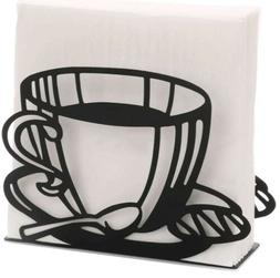 Modern Decorative Paper Napkin Holder for Kitchen Countertop