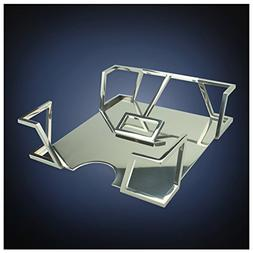 ArtsOnDesk Modern Art Dinner Napkin Holder mr116 Stainless S