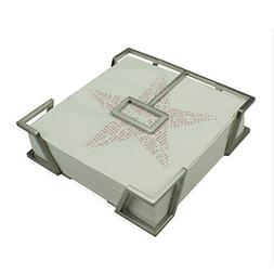ArtsOnDesk Modern Art Dinner Napkin Holder st216 Stainless S