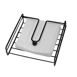 Oasis Collection Napkin Holder with Metal Weight Ball, NH029