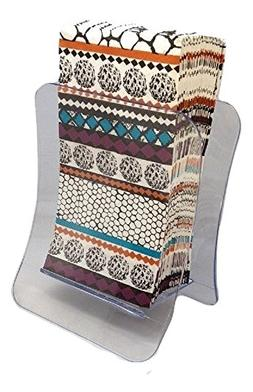 Napkin Holder for Table with Contemporary Decorative Paper N