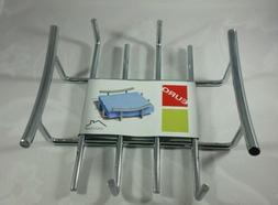 NAPKIN HOLDER, CHROME SPECTRUM, 50370 EURO FLAT, MODERN DESI