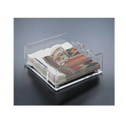 Huang Acrylic Napkin Holder, Luncheon Roller Style