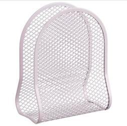 natverk napkin holder pink