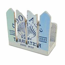 Nautical Décor - Ocean Breeze Napkin Holder