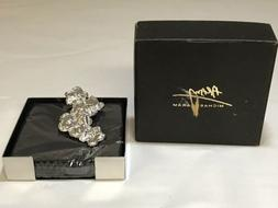Michael Aram Orchid Cocktail Napkin Holder Store Display Def
