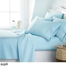 Cotton King 100% Organic Cotton Sheet Set, 500 Thread Count
