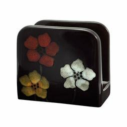 Pfaltzgraff Everyday Painted Poppies Napkin Holder