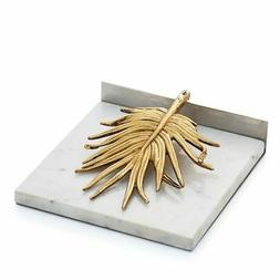 Michael Aram 174907 Palm Napkin Holder, Gold