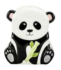 Panda Ceramic Napkin Holder