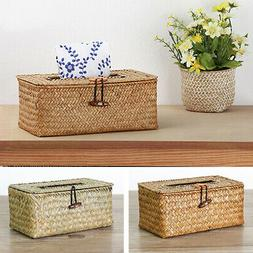 Paper Towel Napkin Holder Desktop Home Decor Tissue Box Seaw