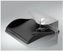 Prodyne Stay-Put Napkin Holder Black