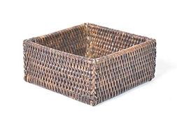 Artifacts Rattan Cocktail Napkin Holder