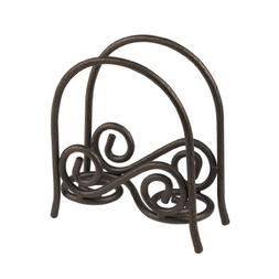 Spectrum Diversified Scroll Napkin Holder Arch Design, Hamme