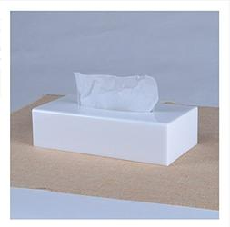 Hyun times Simple acrylic tissue box Continental paper tray