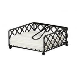 StealStreet SS-Hds-NH44043 5 Inch Napkin Holder Flat Lattice