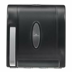 Universal Push-Paddle Hardwound Paper Towel Dispenser by GP