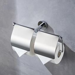 Wall Hanging Roll <font><b>Holder</b></font> Polished Double